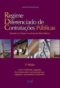 Regime Diferenciado de Contratações Públicas - 3ª ed.