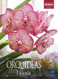 Coleção Rubi Volume 3 - Orquídeas Vanda