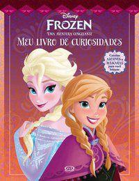 Frozen, Meu Livro De Curiosidades