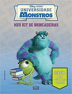 Universidade Monstros: Meu Kit De Brincadeiras