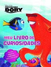 Procurando Dory: Meu Livro De Curiosidades