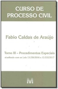 Curso de Processo Civil
