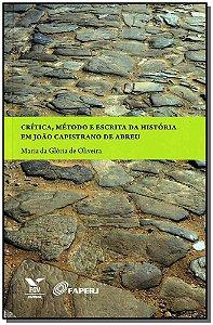 Crítica, Método e Escrita da História