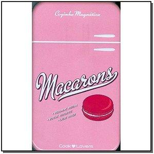 Macarons - Cozinha Magnetica