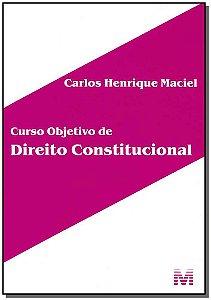 Curso Objetivo de Direito Constitucional