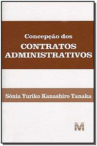 Concepção dos Contratos Administrativos