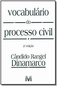 Vocabulário do Processo Civil