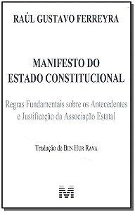 Manifesto do Estado Constitucional - 01Ed/18