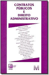 Contratos Públicos e Direito Administrativo