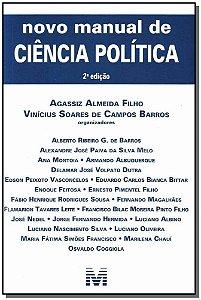 Novo Manual de Ciência Política - 02 Ed. - 2013