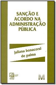 Sanção e Acordo na Administração Pública