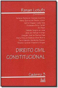 Direito Civil Constitucional - 3