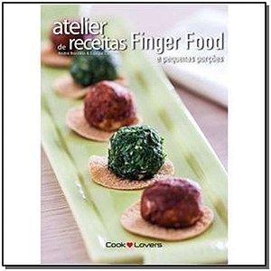 Atelier De Receitas - Finger Food