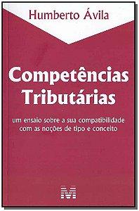 Competências Tributárias - 01Ed/18
