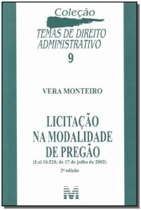 Licitação na Modalidade de Pregão - 02 Ed. - 2010