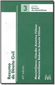Resumo (03) Direito Civil - 43Ed/17