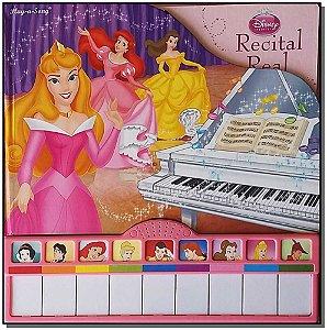 Disney - Princesas Recital Real