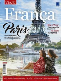 Especial Viaje Mais - França Edição 03