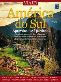 Especial Viaje Mais - América do Sul
