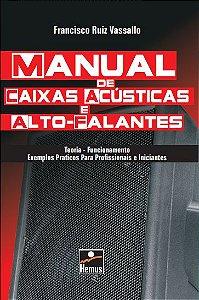 Manual de caixas acústicas e alto-falantes