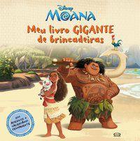 Moana: Meu Livro Gigante