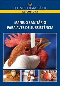 Manejo sanitario para aves de subsistência