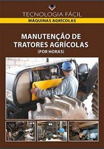 Manutenção de tratores agrícolas (por horas)