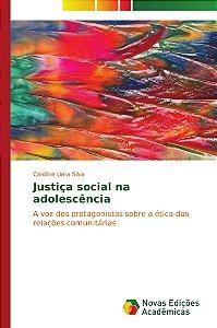 Justiça social na adolescência