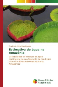 Estimativa de água na Amazônia
