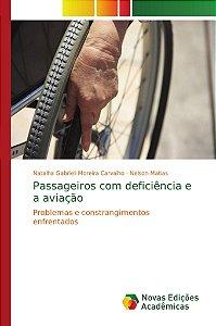 Passageiros com deficiência e a aviação