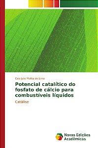 Potencial catalítico do fosfato de cálcio para combustíveis