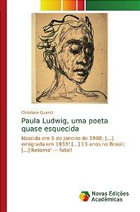 Paula Ludwig; uma poeta quase esquecida