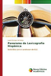 Panorama da Lexicografia Hispânica
