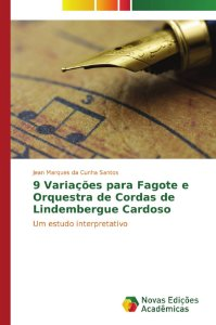 9 Variações para Fagote e Orquestra de Cordas de Lindembergu