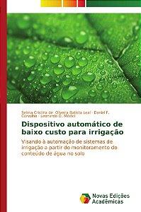 Dispositivo automático de baixo custo para irrigação