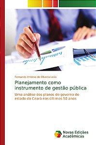 Planejamento como instrumento de gestão pública