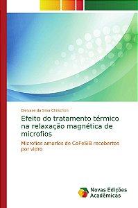 Efeito do tratamento térmico na relaxação magnética de micro