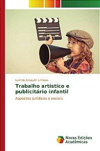 Trabalho artístico e publicitário infantil