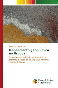 Mapeamento geoquímico no Uruguai