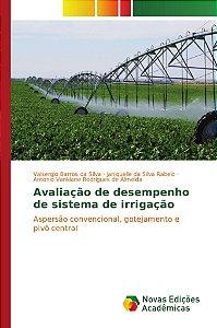 Avaliação de desempenho de sistema de irrigação