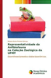 Representatividade da Anfibiofauna na Coleção Zoológica da U