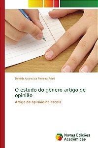 O estudo do gênero artigo de opinião