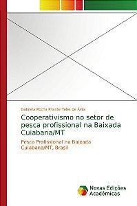Cooperativismo no setor de pesca profissional na Baixada Cui