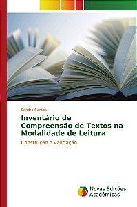 Inventário de Compreensão de Textos na Modalidade de Leitura