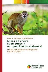 Micos-de-cheiro submetidos a enriquecimento ambiental
