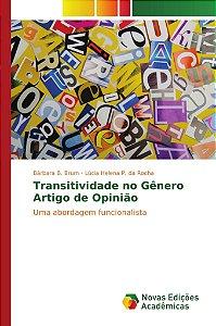 Transitividade no Gênero Artigo de Opinião