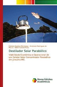 Destilador Solar Parabólico