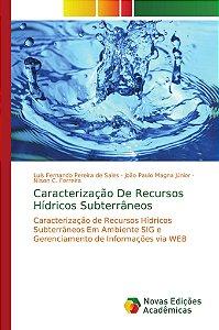 Caracterização De Recursos Hídricos Subterrâneos