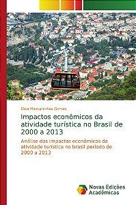 Impactos econômicos da atividade turística no Brasil de 2000