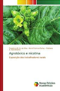 Agrotóxico e nicotina